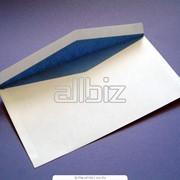 Конверты почтовые бумажные фото