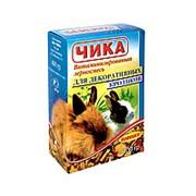 Корм ЧИКА для кроликов 400г фото