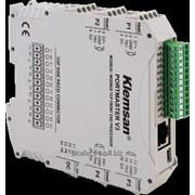 Коммуникационный процессор Modbus/Modbus TCP Klemsan Portmaster V3 фото
