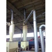 Сушильный комплекс для древесины аэродинамический, мощность от 350 до 1000 кг/час фото