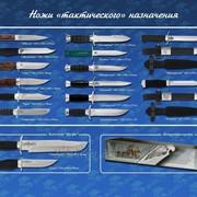 Комплект тактических ножей фото
