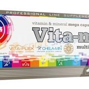 Витамины и минералы Vita-min Multiple Sport 60 капсул Olimp фото