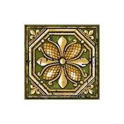 Вставка декоративная керамогранитная Оксидо 1 Умбра фото