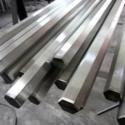 Шестигранник стальной 27 мм ст.35 ГОСТ 8560-78 фото
