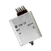 Реле электромагнитное слаботочное типа РЭН 29 66 7111 1300 РФО.450.016 ТУ фото