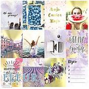 """Набор карточек """"Pretty violet"""" 1 фото"""