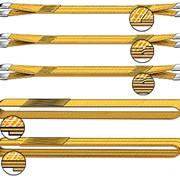 Строп текстильный петлевой СТП-3 ,двухслойный -1 ТН, 7 м фото