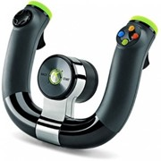 Руль Microsoft Xbox 360 Wireless Speed Wheel фото
