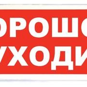 Световое табло Порошок не входи Призма-102 фото