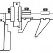 Шаблон для проверки подъемника замка Т416.23.000 №847р фото
