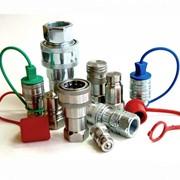 Быстроразъёмные соединения для различных сред (в том числе: ниппели, ерши, хомуты, фиксаторы, уплотнения, манжеты) фото