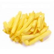 Доставка горячих закусок - Картофель фри фото