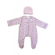 Комплект стерильный для новорожденного фото