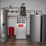 Монтаж систем отопления для производства, коттеджа, частного дома, квартиры, офисов, ресторана, гостиницы, Харьков фото