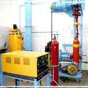 Зарядка и освидетельствование огнетушителей и баллонов станций пожаротушения фото