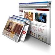 Создание сайтов различных по сложности: начиная от визитки и до многофункционального магазина фото