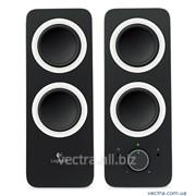 Колонки Logitech 2.0 Z-200 Black (980-000810) фото