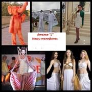 Пошив танцевальных, театральных, национальных костюмов. фото