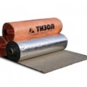 Материал базальтовый огнезащитный рулонный (фольгированный) МБОР-5Ф фото