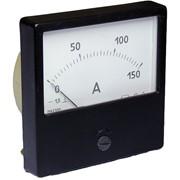 Амперметр постоянного тока (80х80 мм) М42300 фото