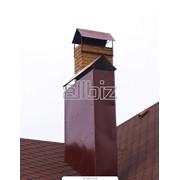 Чистка и ремонт дымоходов фото