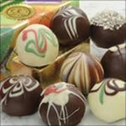 Шоколадные конфеты фото