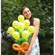 Доставка букетов из шариков Киев Украина фото