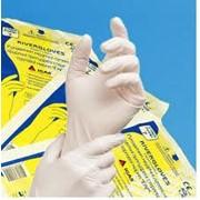 Перчатки медицинские фото