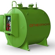 Топливозаправочный модуль (ТЗП 15м³) фото