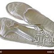 Тапочки женские Soft Cotton NIL кремовый 38-40 фото