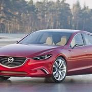 Автомобили легковые среднего класса Mazda фото