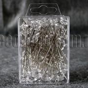 Булавка декоративная алмаз 2,5'' 3809 фото