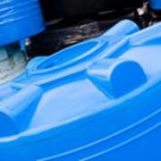 Отличный бак для воды в баню пластиковый 200 литров фото
