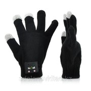 Мужские говорящие перчатки Hi-Call- Сопряжение с Bluetooth, встроенный динамик + микрофон фото