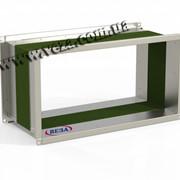 Гибкая вставка Канал-ГКВ. Элементы и комплектующие систем вентиляции фото