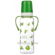 Бутылка 250 мл с ручкой Bpa Free Canpol Babies 11/815 фото