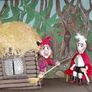 Показ спектаклей театра кукол на детский праздник фото