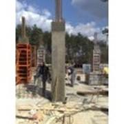 Опалубка колонн фото