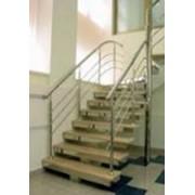 Металлические балясины для лестниц, перила фото