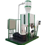 Мини-завод по производству пеллет фото