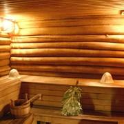 Деревянные срубы, бани в Шымкенте фото