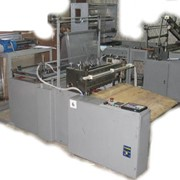 Станок для производства пакетов типа майка ПДМ-1 фото