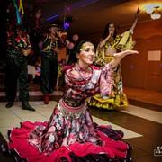 Цыганское шоу на свадьбу,день рождения,юбилей,новый год фото