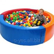 Сухой бассейн KIDIGO™ Круг 2 м фото