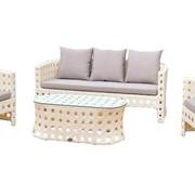Комплект плетеной мебели Чиллаут фото