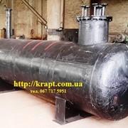 Ресивер подземный для СУГ 5 м.куб фото