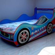Кровать машинка детская фото