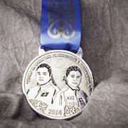Медали спортивные, Индивидуальные медали фото