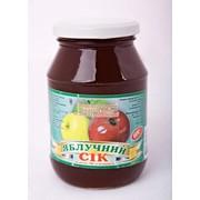 Яблочный сок ТМ Солодка Мрія фото