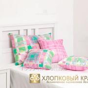 Подушка декоративная 40х40 geometry pink фото